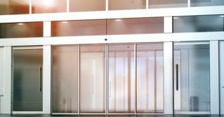 Avtomatska drsna vrata